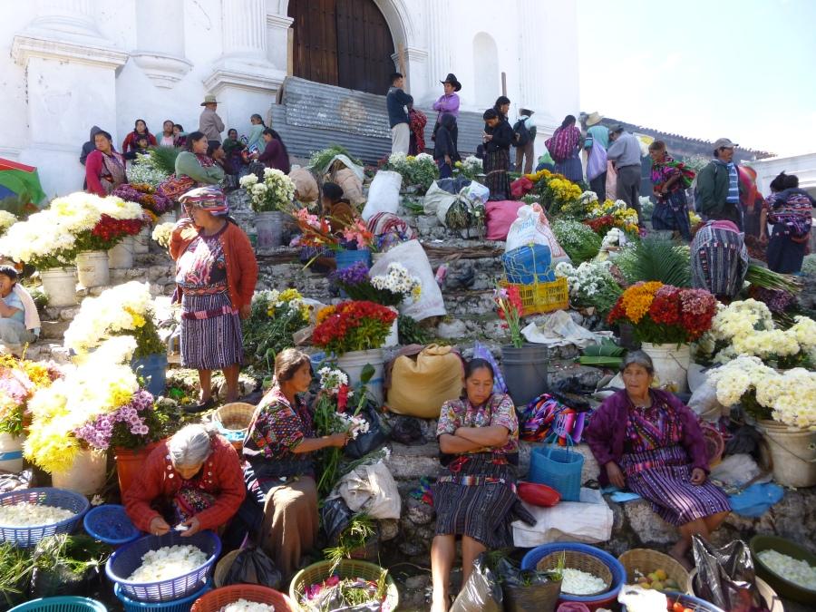 Chicicastenango Guatemala Market