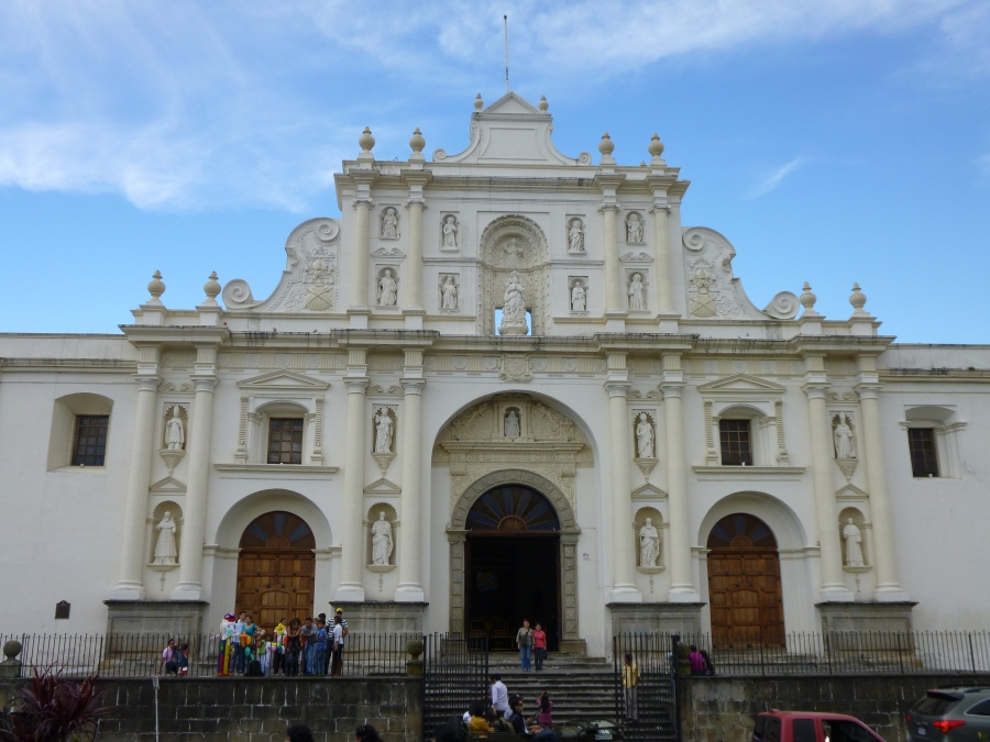 Antigua Cathedral