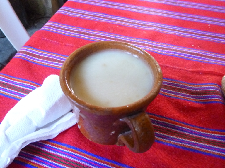 Second Trip to Rincon Tipico - Horchata