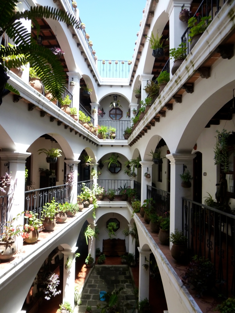 Hotel San Tomas Is An Outstanding Specimen of Colonial Architecture