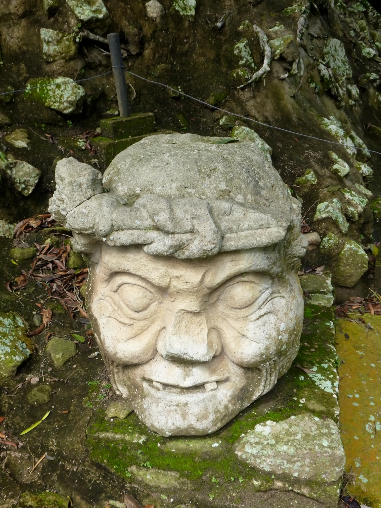 The Scary Eternal Old Man of Copan