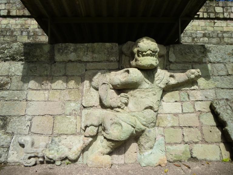 Copan Warrior