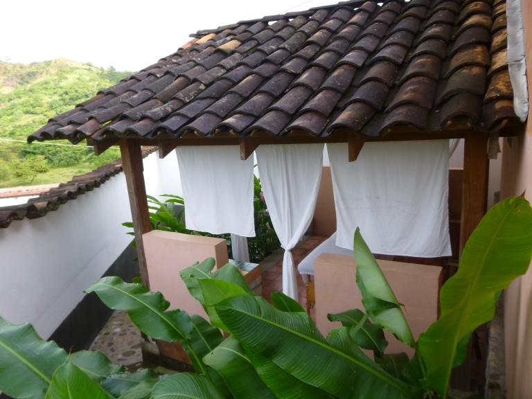 Massage Room at La Casa de Cafe