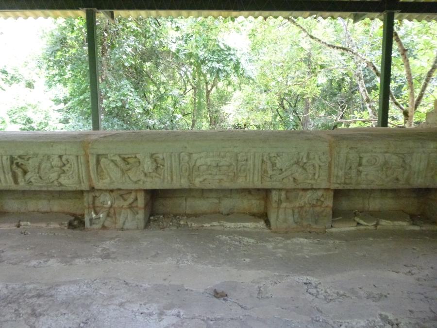 Celestial Bench in Las Sepulturas