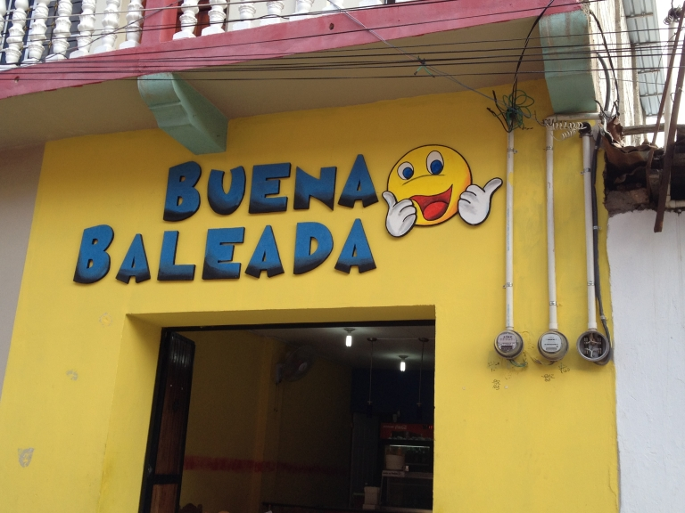 Buena Baleada - A Local Joint With Better Baleada Than Those Recommended on Lonely Planets