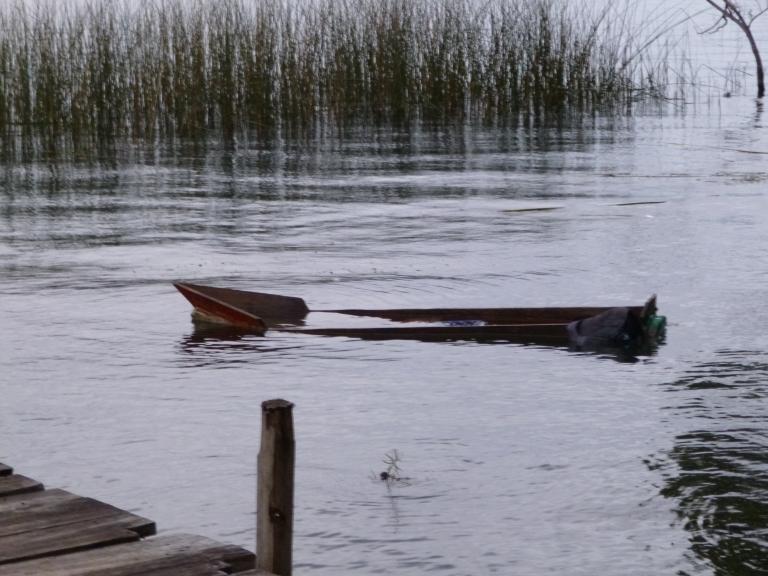 My Sinking Boat