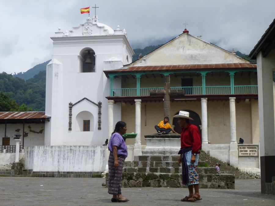Main Church in Santiago