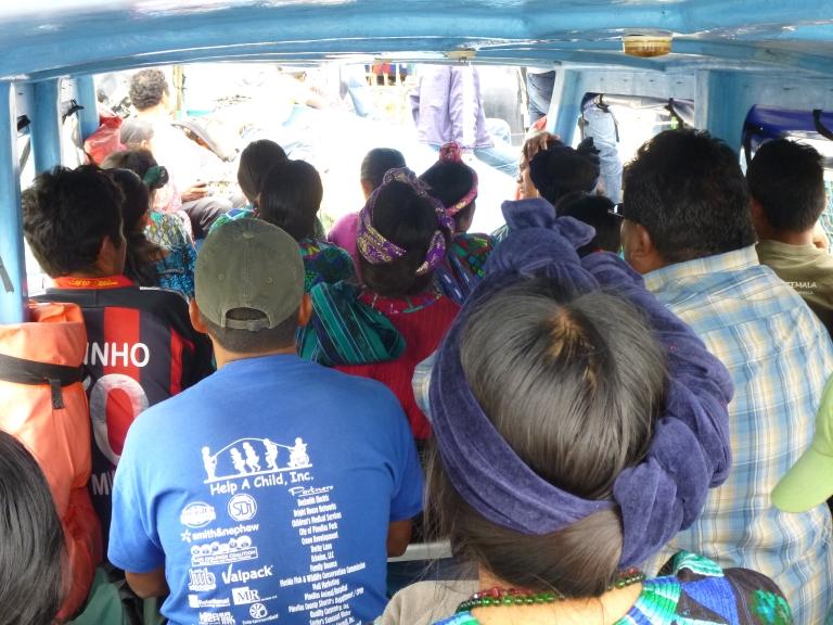 My Public Lancha Ride