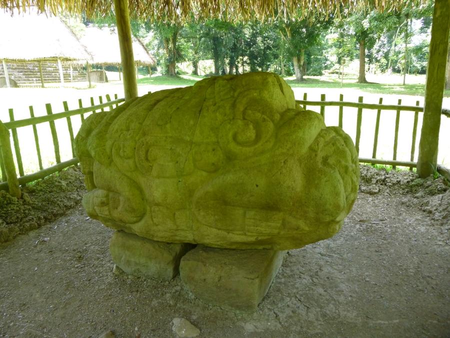 Altar M - Quirigia Site