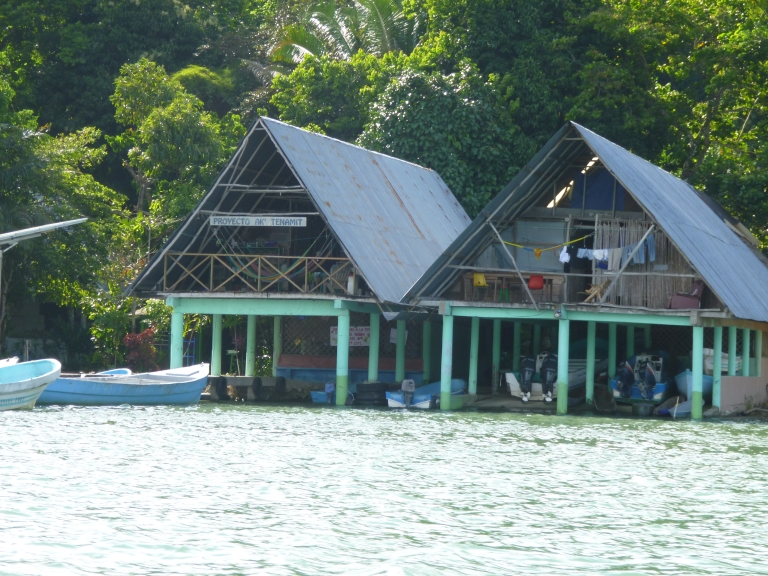 Ak'Tenamit Dental Clinic Project Along the Rio Dulce (Dulce River)