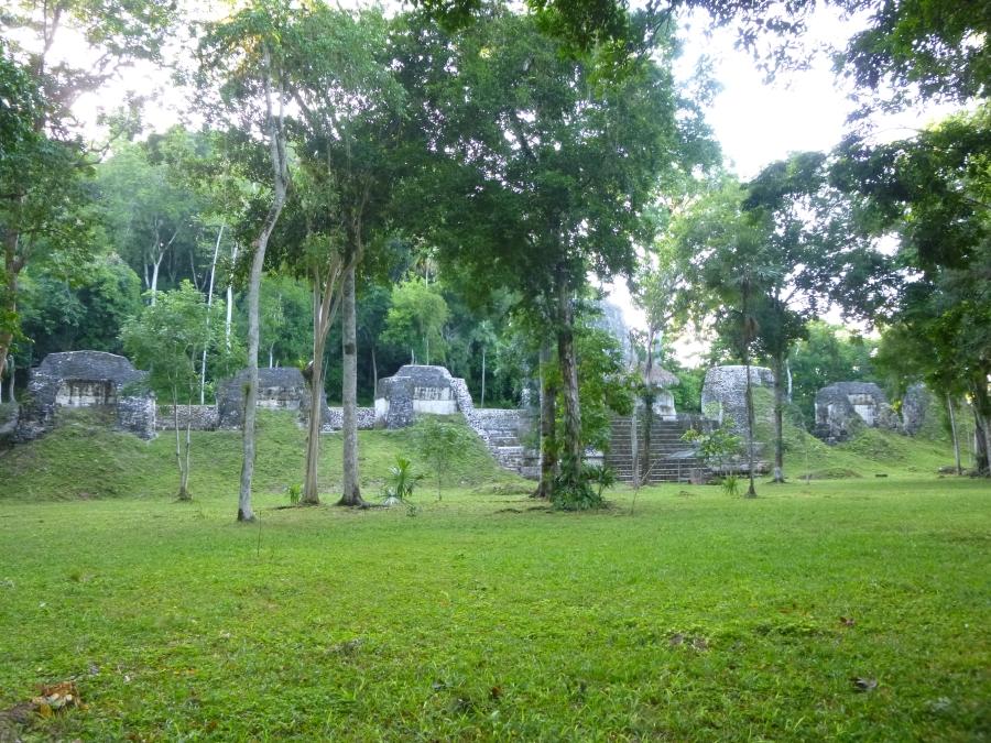 Tikal: Part of Siete Templos Complex (7 Temples)