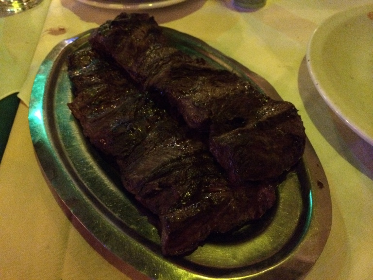 Special Beef Cut at El Primo (Anna, please remind me the name again???)