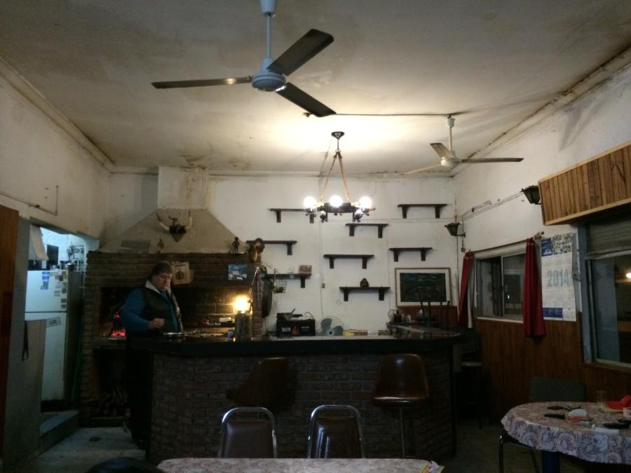 Interior of La Doble