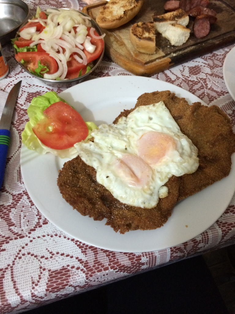 To-Die-For Carne (Beef) Milanesa at La Doble