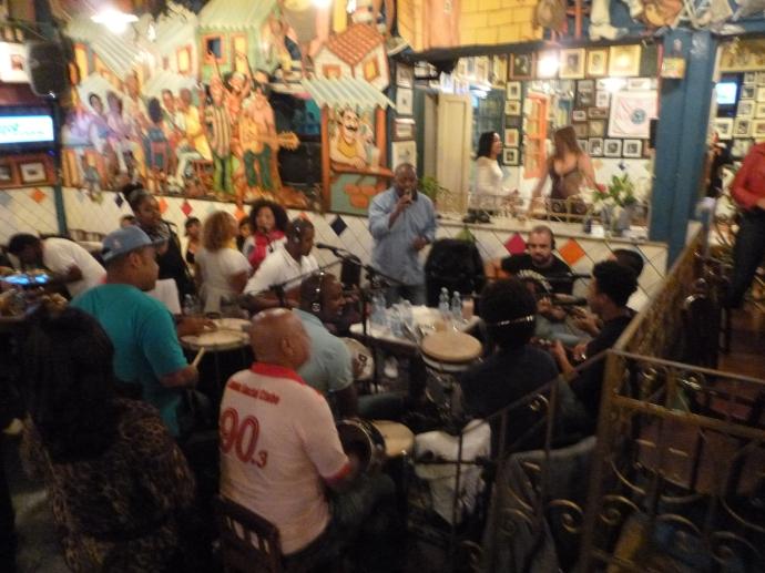 Bar Samba in Vila Madalena
