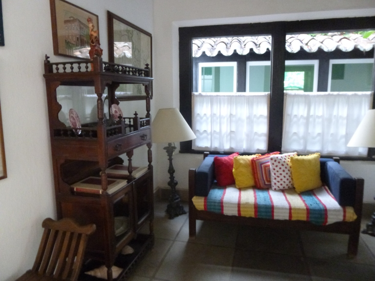 Superior Room At Pousada Pardieri (More Charming Than The More Expensive Deluxe Room) - Anything for a Hammock!
