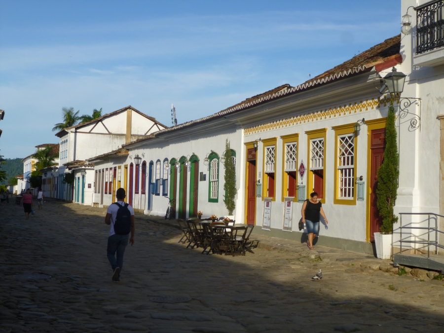 Colonial Paraty