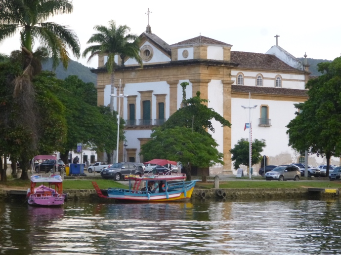 Church of Colonial Paraty