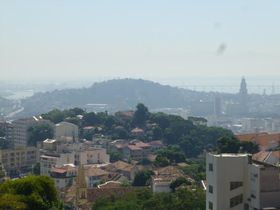 View From Aprazivel Restaurant