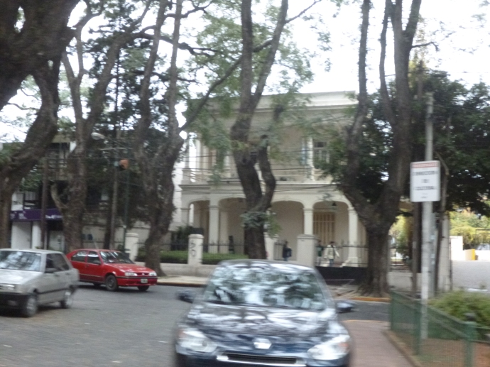 San Isidro Neighborhood in Buenos Aires