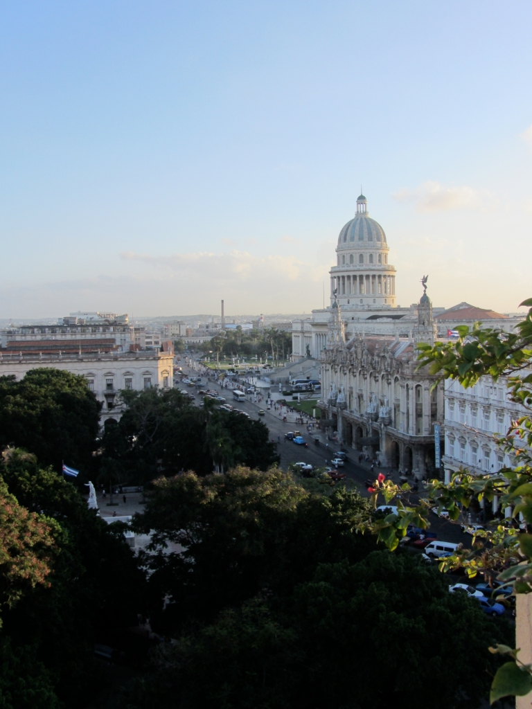 Havana (Old Capitolio Building)