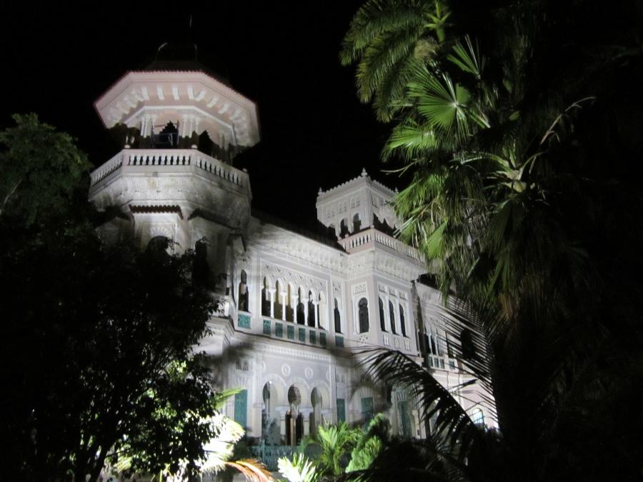 Palacio de VAlle in Punta Gorda, Cienfuegos
