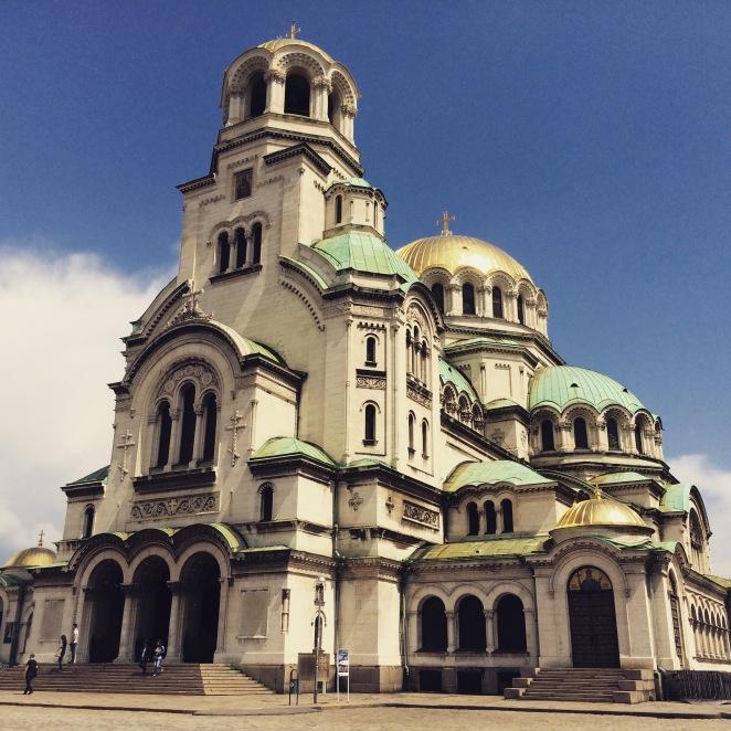 Alexander Nevsky Church, Sofia, bulgaria