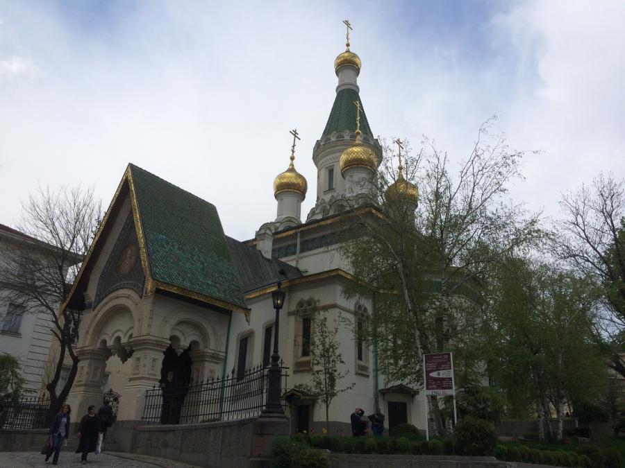 St. Nicholas Russian Orthodox Church