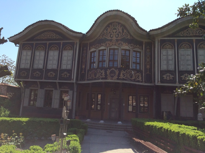 Ethnography Museum in Plovdiv