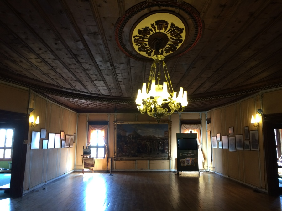 Ground Floor of the Ethnography Museum