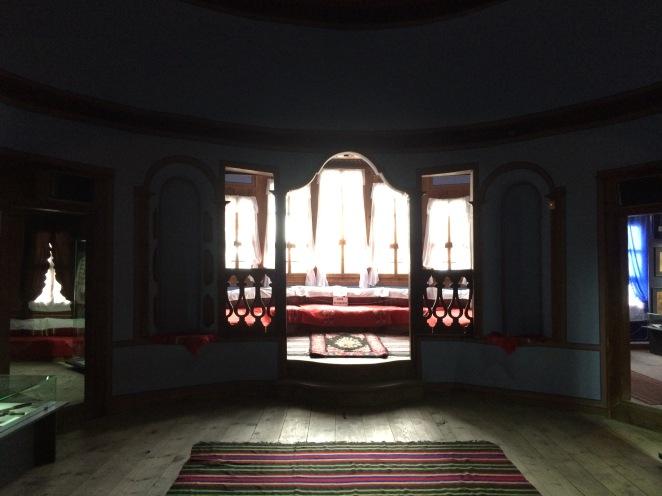 Upper Floor Sitting Area in Todor Kableshkov's Family Home