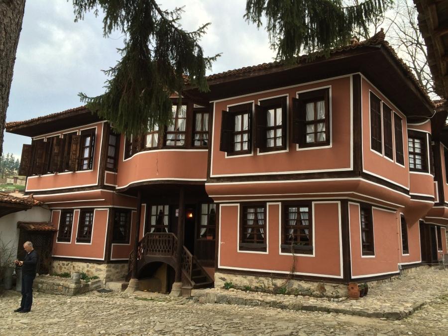 Todor Kableshkov's Family Home in Koprivshtitsa