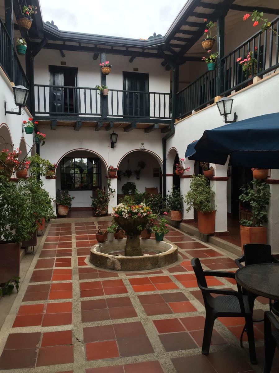 Hospederia La Roca - Our Hotel in Villa de Leyva