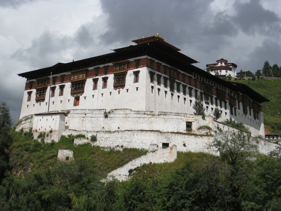 Rinpung Dzong (Fortress/Monastery)