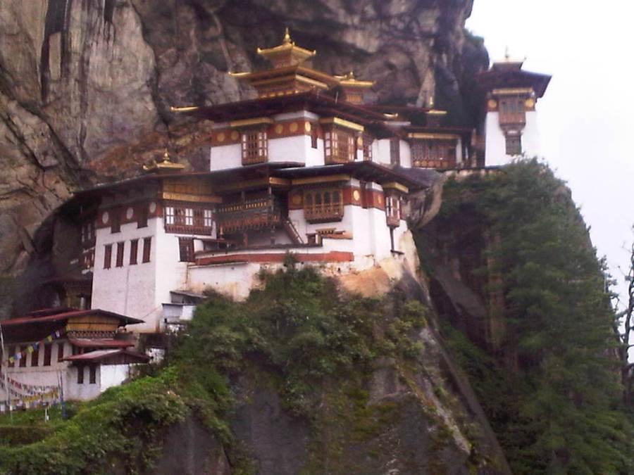 Paro Taktsang Monastery (Tiger's Nest Monastery)