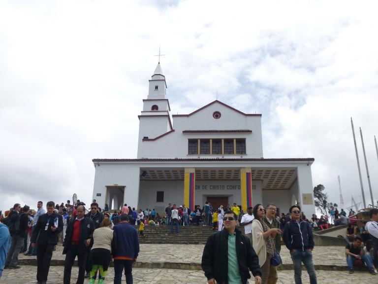 Montserrate, Bogota