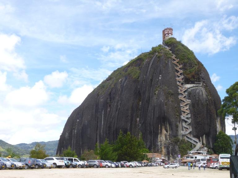 El Peñol de Guatape, Antioquia