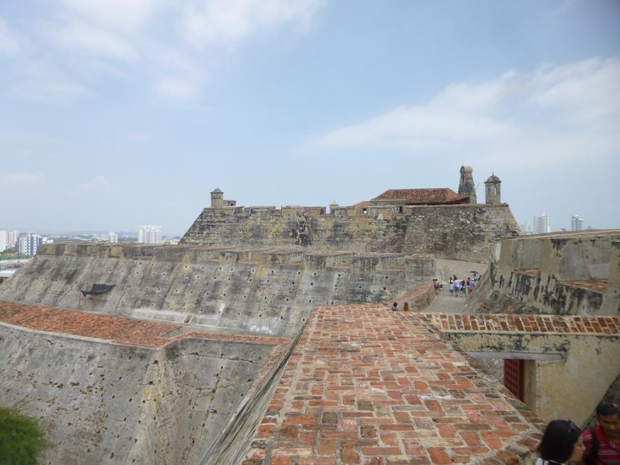 Castle San Felipe, Cartagena