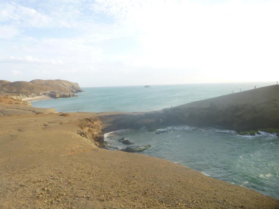 Playa Ojo de Agua, Cabo De La Vela, La Guajira